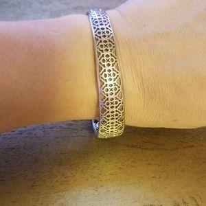 Jewelry - Kendra Scott Uma Bracelet Silver
